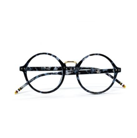 Glasögon blågrå ramar - slut i lager